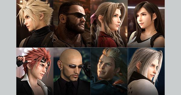 FF7 Remake | Voice Actors (Voice Cast) List | Final Fantasy 7 Remake - GameWith