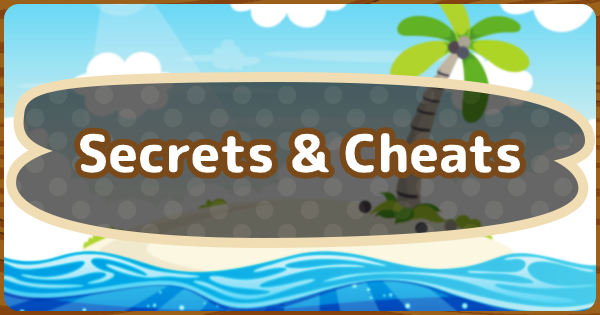 ACNH | Secrets & Cheats Guide - Neat Facts You Might Not Know | Animal Crossing - GameWith