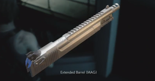 Extended Barrel - Location & How To Get