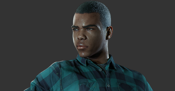 【Resident Evil 3 Remake】Tyrone Henry - Survivor Character Profile【RE3 Remake】 - GameWith