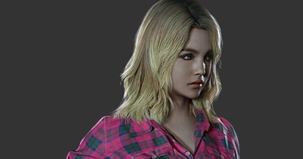 【Resident Evil 3 Remake】Becca Woolett - Survivor Character Profile【RE3 Remake】 - GameWith