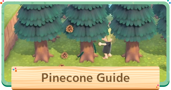 ACNH | Pine Cones − How To Get & Uses | Animal Crossing - GameWith