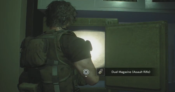 Resident Evil 3 Remake | Hospital Safe Code & Rewards | RE3 Remake