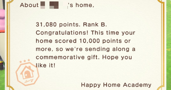 Happy Home Academy - How To Raise Ranking | Animal Crossing (ACNH) - GameWith