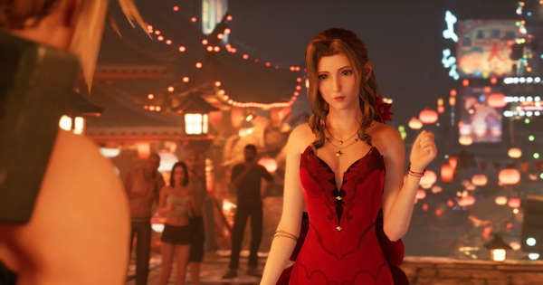 FF7 Remake | Aerith Dress Choices - Options & Guide | Final Fantasy 7 Remake - GameWith