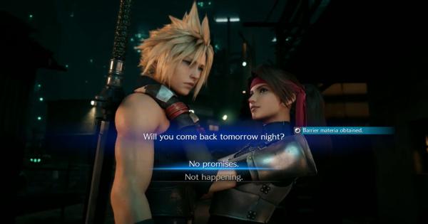 FF7 Remake | Jessie Choice - Visit Jessie Results | Final Fantasy 7 Remake - GameWith