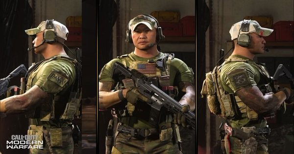【Warzone】Ronin Operator - Skins & Operator Pack【Call of Duty Modern Warfare】 - GameWith