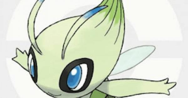 Pokemon Sword Shield | Celebi - Stats & Weakness - GameWith