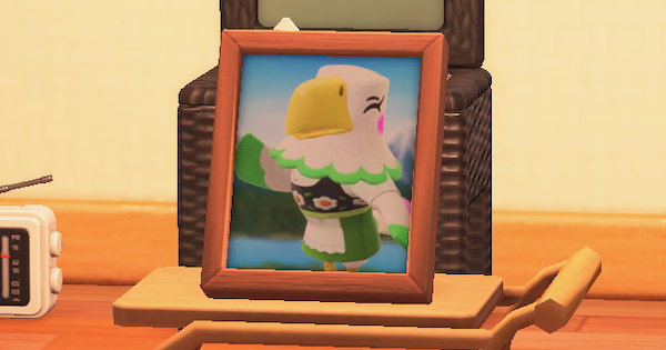 【Animal Crossing】How To Get Villager Pictures (Photos)【ACNH】 - GameWith