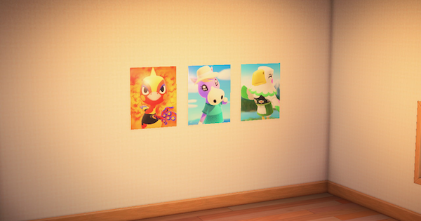 【ACNH】How To Get Animal Posters (Villager Posters)【Animal Crossing New Horizons】 - GameWith