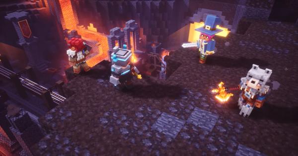 Minecraft Dungeons | Latest News & Updates | Creeping Winter - GameWith