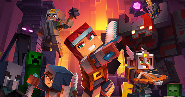Minecraft Dungeons | Editions & Pre-Order Bonuses - GameWith