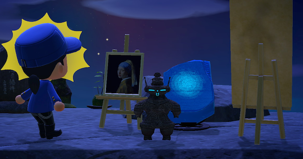 【Animal Crossing】Haunted Art List - Scary Paintings & Statues【ACNH】 - GameWith