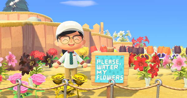 animal crossing new horizons design codes flowers