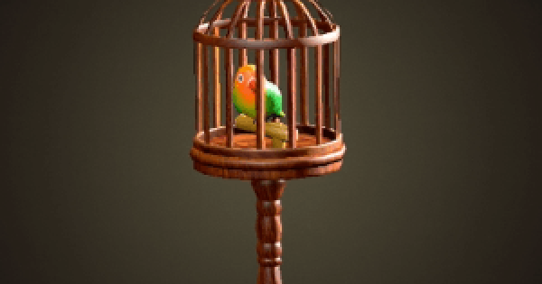 ACNH   Birdcage - How To Get DIY Recipe & Required Materials   Animal Crossing - GameWith