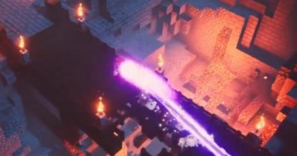 Corrupted Beacon   Minecraft Dungeons - GameWith
