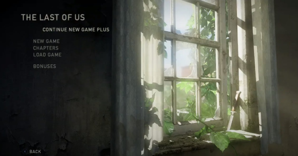 The Last of Us | New Game Plus - What To Do After Beating The Game - GameWith