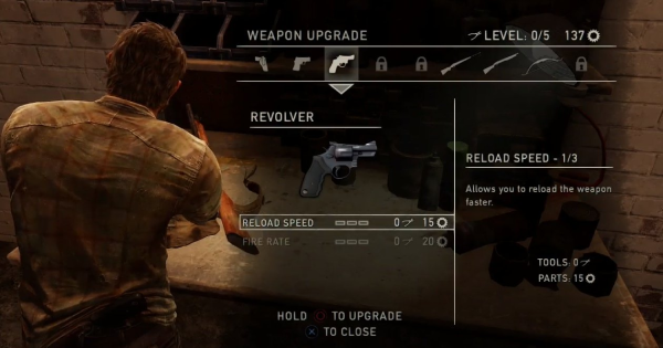 The Last of Us | Weapon Upgrade Guide - Upgrade Priority - GameWith