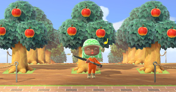 ACNH | Orchard Design Guide - How To Make | Animal Crossing - GameWith