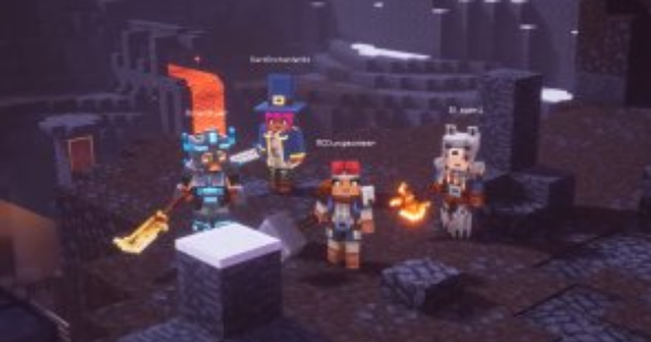 Minecraft Dungeons | Co-Op Combat Tips & Guide - GameWith