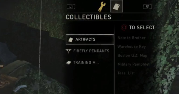 The Last of Us | Firefly Pendant Locations List - GameWith