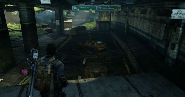 The Last of Us | Underground Tunnel (Chapter 10: Bus Depot) Walkthrough Guide - GameWith