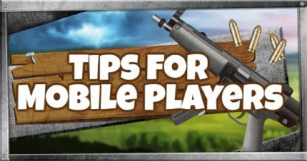 Fortnite | Tips and Tricks for Mobile Players (iOS / Android)