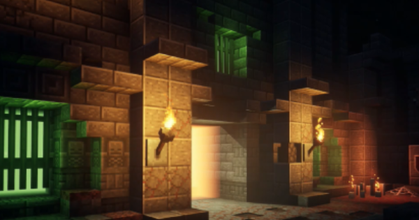 Minecraft Dungeons | Underhall - Secret Mission Walkthrough & Drops - GameWith