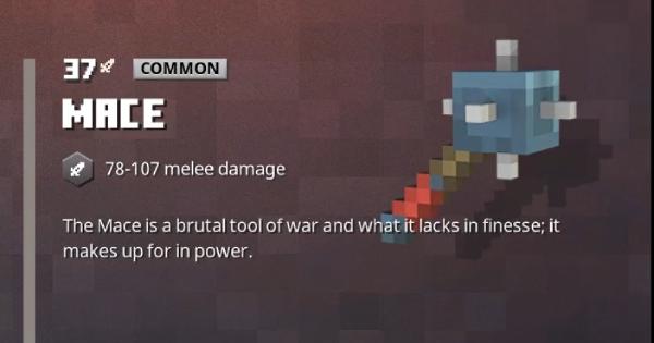 Hammer | Minecraft Dungeons - GameWith