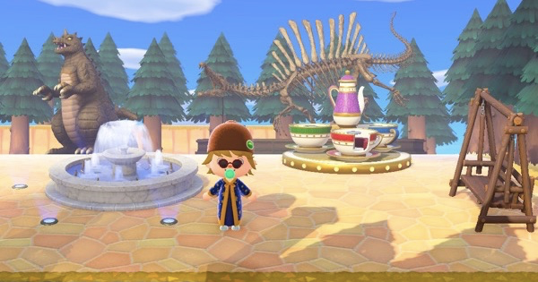【ACNH】Theme Park Design Ideas - Rides & Furniture【Animal Crossing New Horizons】 - GameWith