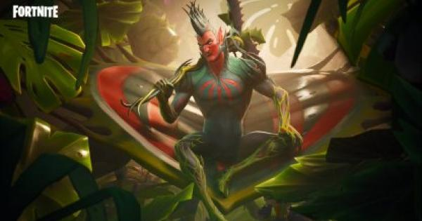 Fortnite | FLYTRAP - Skin Review, Image & Shop Price