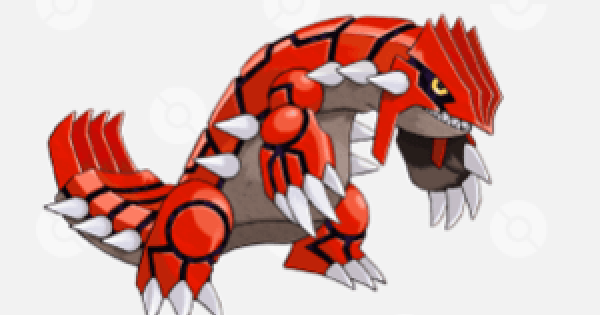 Groudon - Stats & Weakness | Pokemon Sword Shield - GameWith
