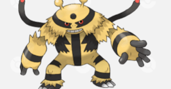 Electivire - Stats & Weakness | Pokemon Sword Shield - GameWith