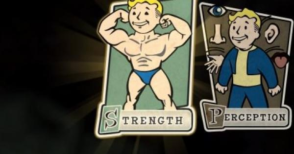 Fallout 76 | Strength Perk Card List - Stats & Tips - GameWith
