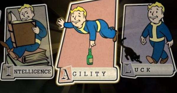 Fallout 76 | Agility Perk Card List - Stats & Tips - GameWith