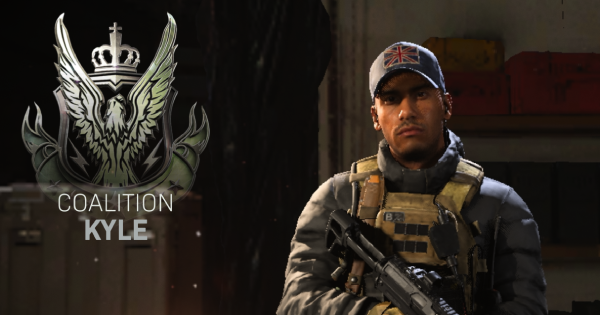 Warzone | Kyle (Gaz) - Skins & Operator Pack | Call of Duty Modern Warfare - GameWith