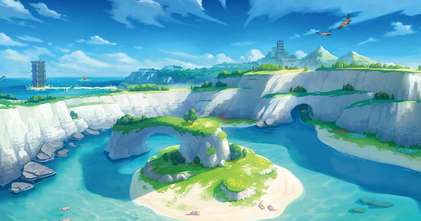 Isle Of Armor | Isle Of Armor Walkthrough Guide | Pokemon Sword and Shield - GameWith