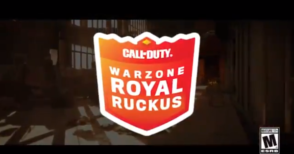 Royal Ruckus - Warzone Charity Tournament Rundown - GameWith