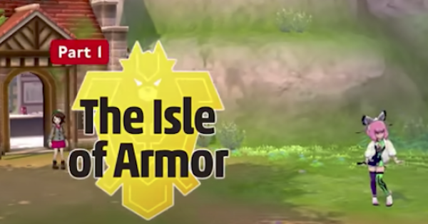 Isle Of Armor|Todos Before Isle Of Armor|Pokemon Sword and Shield - GameWith