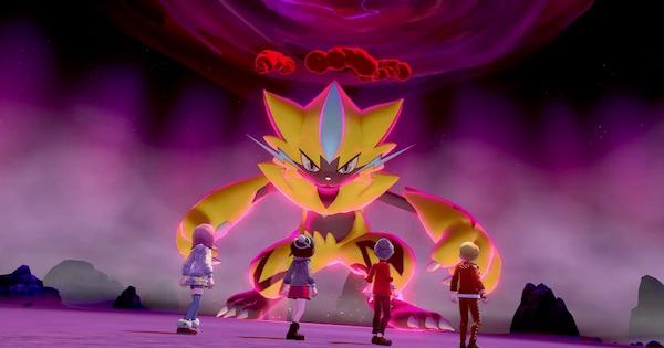 Pokemon Sword and Shield | Shiny Zeraora Raid Event - How To Get Zeraora | Isle Of Armor - GameWith