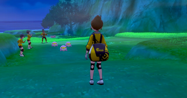 Isle Of Armor Walkthrough   Up To First Trial   Pokemon Sword and Shield - GameWith