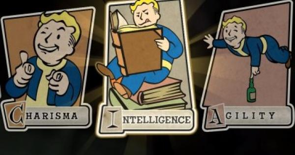 Fallout 76 | Intelligence Perk Card List - Stats & Tips - GameWith