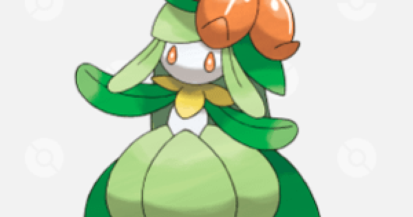 Lilligant - How To Get & Stats | Pokemon Sword Shield - GameWith