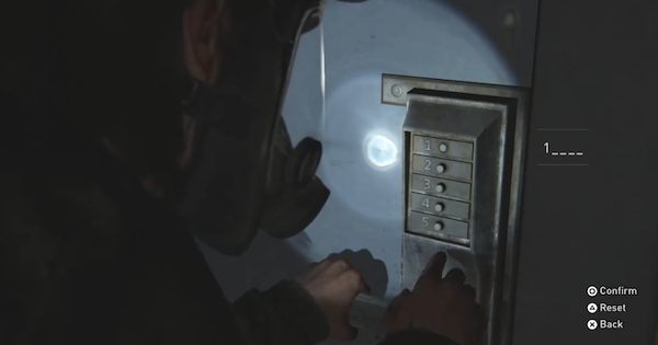 Last Of Us 2 | Tunnel Door Combination Code - How To Get Long Gun Holster & Unlock - GameWith