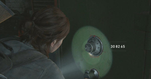 Last Of Us 2   All Safe & Vault Combinations List - Codes & Rewards - GameWith