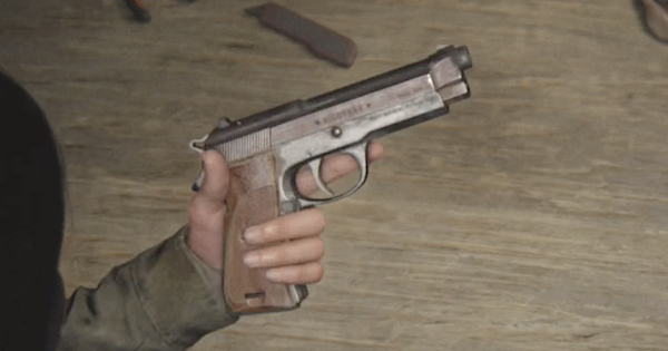 Last Of Us 2 | Semi-Auto Pistol Guide - Upgrades & Location - GameWith