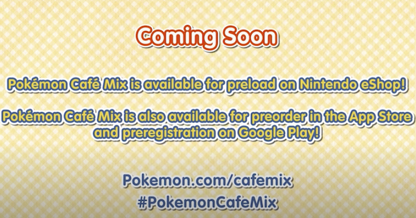Pokemon Cafe Mix | How To Pre-Register (Pre-load) - GameWith