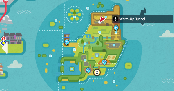 Isle Of Armor | Warm-Up Tunnel (Wild Area) - Pokemon Spawn Location | Pokemon Sword and Shield - GameWith