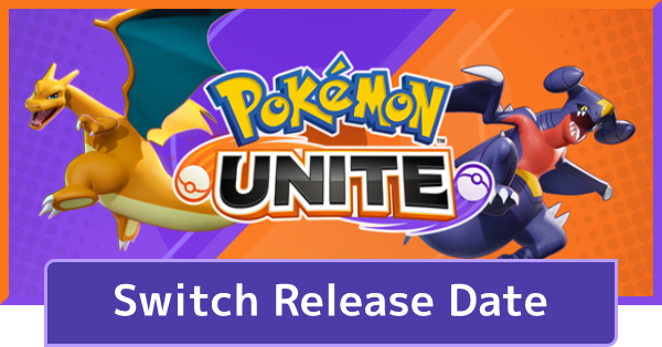 Release Date For Nintendo Switch - Confirmed July 21st | Pokemon UNITE - GameWith