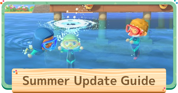 Summer Update (Version 1.3.0) Patch Notes